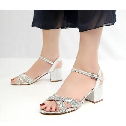 Sandals women's cross belt fashion ..