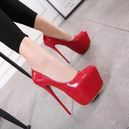 Ladies High Heels Ultra High Heels ..