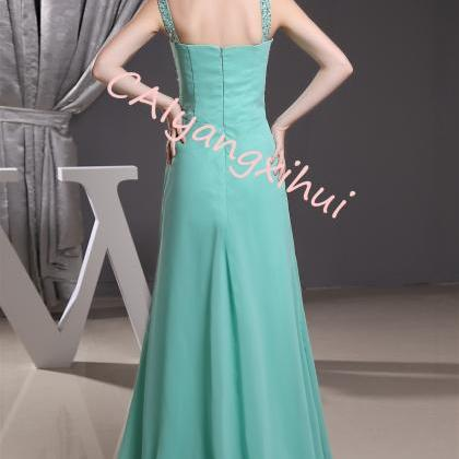 Women's Pleated Sweetheart Chiffon..