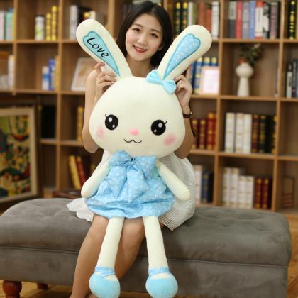 Plush toy doll doll rabbit plush to..