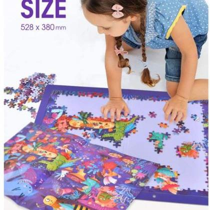 500 Piece Kids Puzzle Captain Bear ..