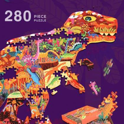 Children's puzzle baby 280 pieces o..