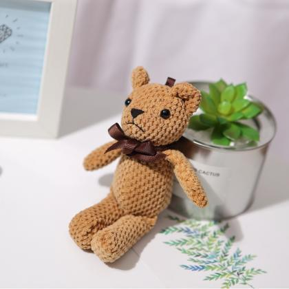 Pineapple Bear Plush Toy Doll Doll ..