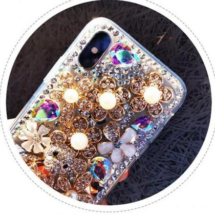 IPhone 11 mobile phone case 7/8 gli..