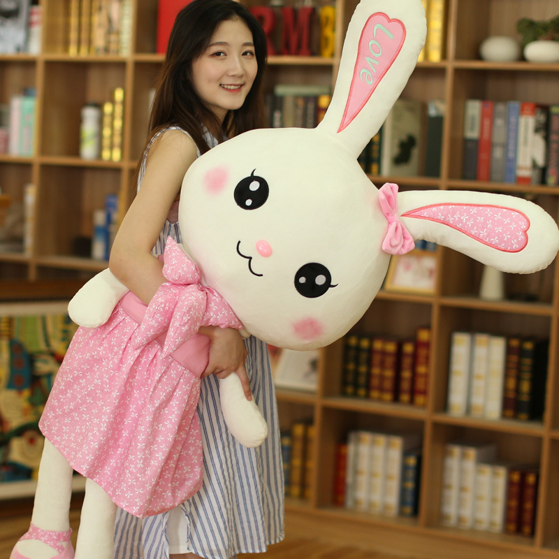 Plush toy doll doll rabbit plush toy child girl birthday gift