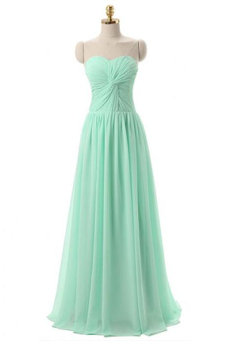 Women's Tube Top Cross Fold Long Fashion Dresses Evening Dresses Bridesmaid Dresses