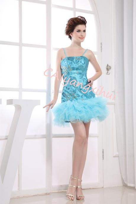 Women's Sleeveless lace dress Sequin Clubwear Party Dress