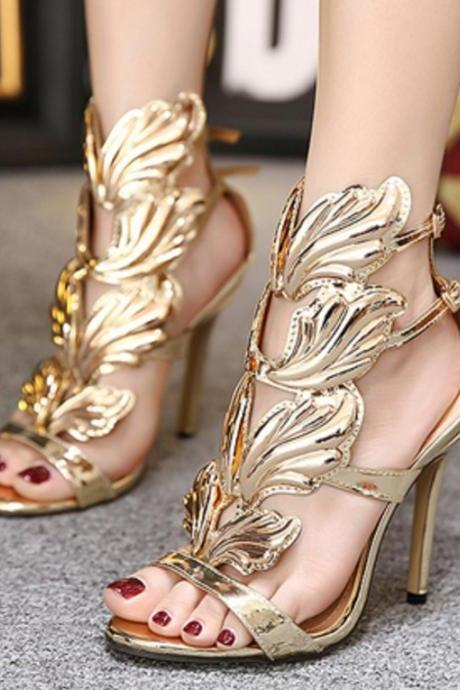 Women's shoes stiletto super high heel open-toed sandals women