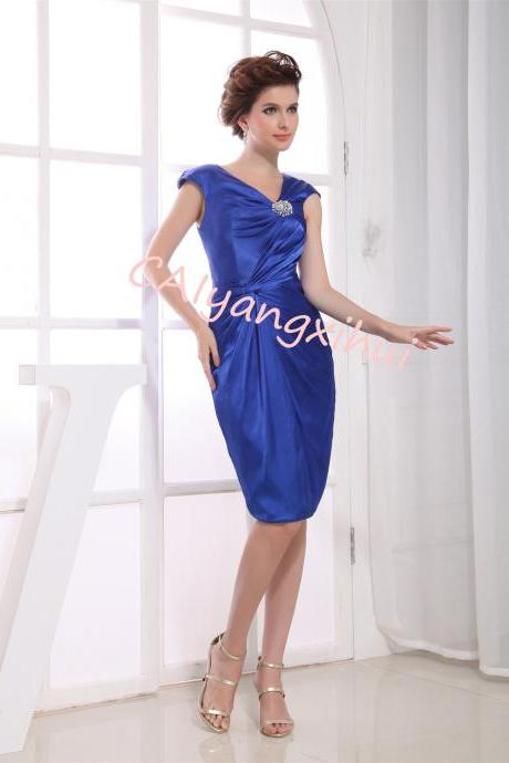 Women's Prom Party Short Dress Evening Dress