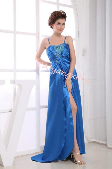 Women's evening dress long dress banquet evening dress