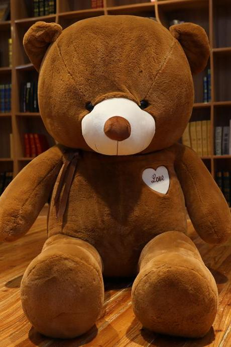 Teddy Bear Plush Giant Teddy Bears Stuffed Animals Teddy Bear Love 55 inch