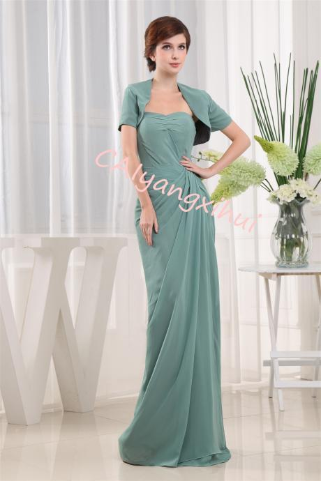 Women's Prom Formal Casual Party Cocktail Party Wedding Evening Sleeveless Chiffon Plus Size Dress