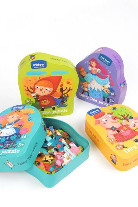 Baby early education puzzle children educational toys birthday gift animal puzzle