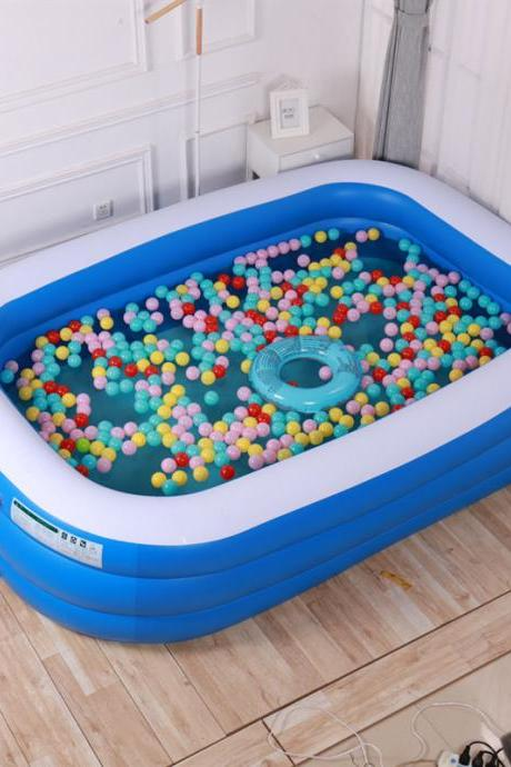 Children's inflatable swimming pool Inflatable swimming pool for children
