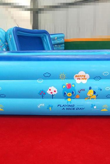 Inflatable Pool Swimming Pool Infant Inflatable Pool Thickening Home Swimming Pool Ocean Ball Pool