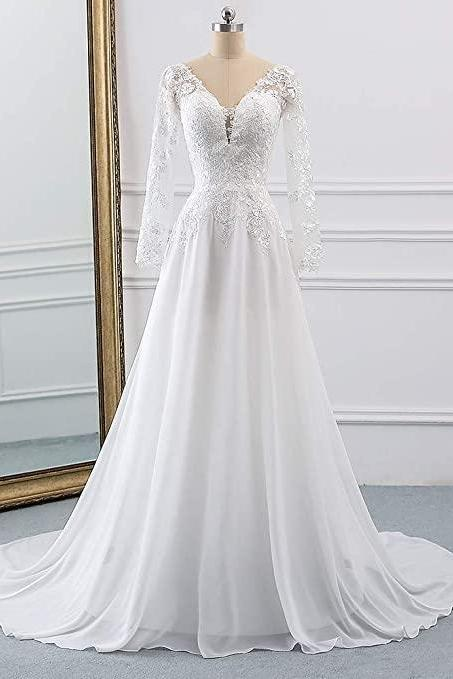 Bride wedding dress lace ball party wedding dress