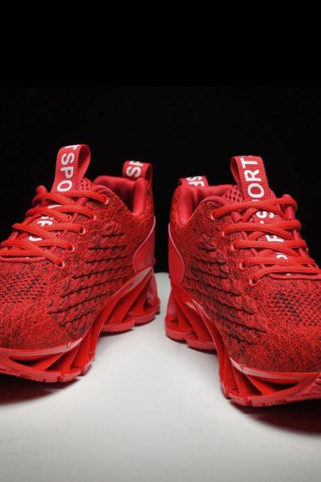 Mens Athletic Walking Blade Running Tennis Shoes Fashion Sneakers