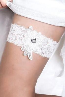 Wedding Accessories Garter Wedding Garter Wedding Dress Accessories European And American Bride Lace Garter