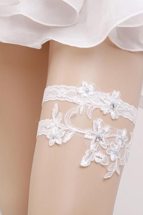Wedding Accessories Western-style Bridal Garter Garter Lace Princess Thigh Ring