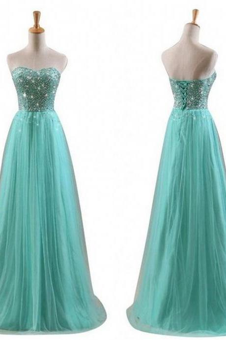 Green Bridesmaid Dresses, Green Prom Dresses,Prom Dresses,Long Prom Dresses,Women Summer Dresses,Formal Dresses, Long Evening Dresses