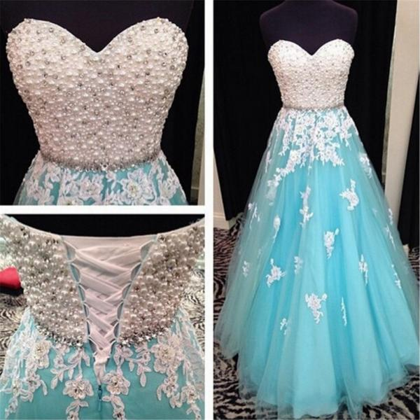 Tulle Formal Wedding Evening Party Ball Gown Prom Bridesmaid Dress